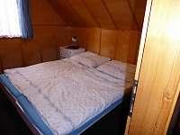 ložnice s 2 lůžky - chata k pronajmutí Jackov