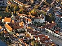 pohled na město Telč - pěkné historické město v UNESKU - Jackov