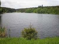 rybník na chytání ryb - Jackov