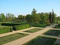 zámecký park Jaroměřice nad Rokytnou - Jackov