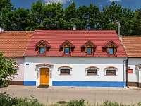 Dolní Bojanovice ubytování 13 lidí  pronajmutí