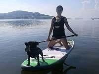 Naše paddleboardy