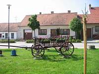 Chaty a chalupy Horní Bojanovice v apartmánu na horách - Šakvice