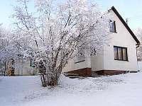 Chata Vápenice - ubytování Vápenice