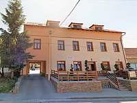 Ubytování na faře Krumvíř