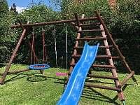 Zábava pro děti :-) - chata k pronajmutí Suchý