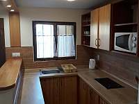 Kuchyňka - chata ubytování Prušánky - Nechory