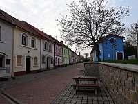 Sklepní ulička - chata ubytování Prušánky - Nechory