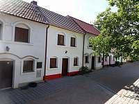 Sklepní ulička - chata k pronájmu Prušánky - Nechory