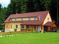 ubytování  v penzionu na horách - Benešov u Boskovic