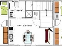 Schéma Apartmánu