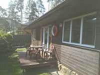 ubytování Oslnovice - Chmelnice Chata k pronajmutí