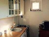 Kuchyňka - chata k pronájmu Němčičky