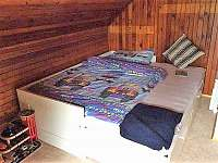 Ložnice 2 - chata k pronajmutí Němčičky