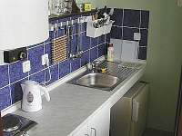 kuchyňka pokoj č. 3