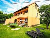 Penzion ubytování v obci Kuchařovice
