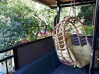 Relax v houpacím křesle - Podhradí nad Dyjí