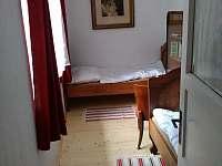 Ložnice č.3 ve větším apartmánu