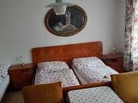 Menší apartmán pro 4 osoby