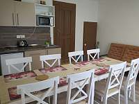 Apartmán 1 - kuchyně