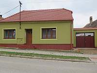 Dolní Dunajovice léto 2019 ubytování