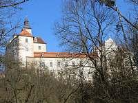 Starý zámek v Jevišovicích -