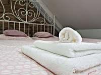 Dvojlůžkový pokoj Beatrice - ubytování Znojmo