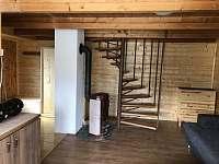 Chata u Sumíčka - chata k pronájmu - 22 Oslnovice