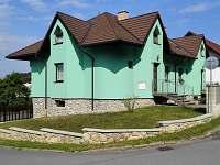 Rekreační dům na horách - dovolená Moravský kras rekreace Ostrov u Macochy
