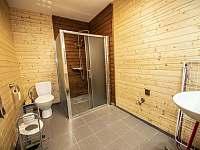 Koupelna - ubytování Oslnovice - Chmelnice