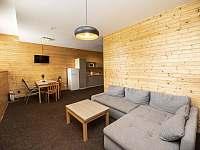 Obývací kout - Oslnovice - Chmelnice