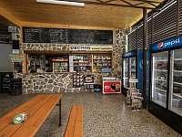Restaurace a obchod - Oslnovice - Chmelnice
