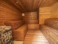 Sauna - Oslnovice - Chmelnice