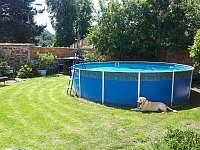 Bazén k dispozici - Křtiny