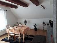 jídelna - apartmán ubytování Křtiny