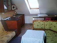 Dvoulůžkový pokoj podkroví - Mikulov