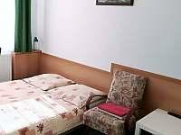 Dvoulůžkový pokoj přízemí - ubytování Mikulov