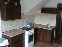 Malý apartmán - kuchyně - Mikulov