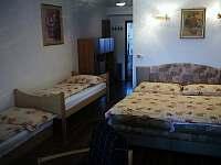 Malý apartmán - ložnice - Mikulov