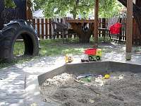 Pískoviště pro děti - Mikulov