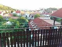 Velký apartmán - balkón - Mikulov