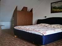 Velký apartmán - ložnice 1 - Mikulov