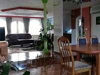 Velký apartmán - obývák - Mikulov
