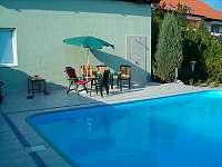 Velký bazén - ubytování Mikulov