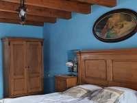 1. apartmán - pokoj č. 1 - chalupa k pronájmu Tvořihráz