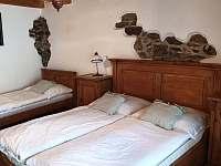 3. apartmán - pokoj č. 5 - chalupa k pronájmu Tvořihráz