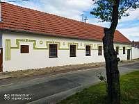 Chalupa z ulice - ubytování Lukov
