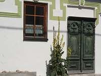 Starý vchod - chalupa ubytování Lukov