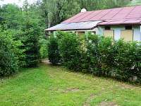chata pohled zezadu - Lančov