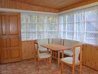 kuchyň - chata k pronájmu Lančov